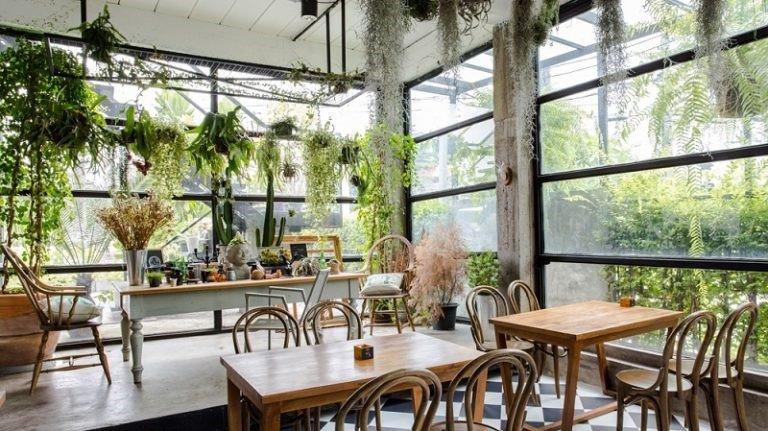 ý tưởng thiết kế quán cafe 7