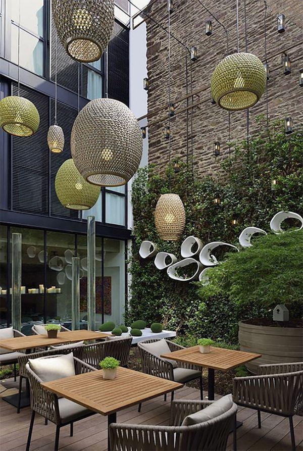 ý tưởng thiết kế quán cafe 8